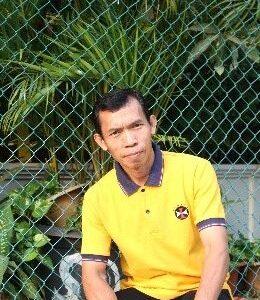 Andreas Darius Barmana, S.Pd. Wali Kelas 6 Bintang