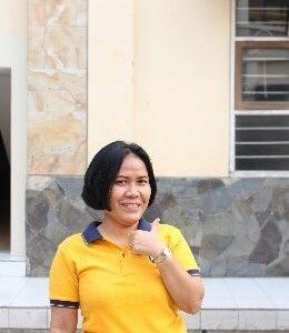 Efiliana Wartianingsih, S.Pd.SD. Wali Kelas 5 Halley