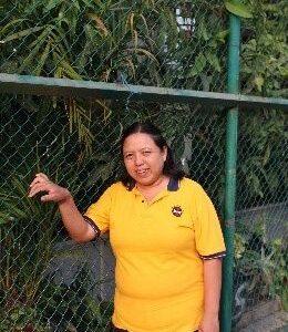 Katarina Isti Purnamawati, S.Si. Wali Kelas 5 Galaxy