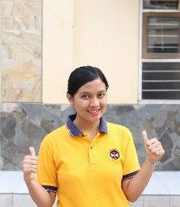 Lusia Desi Puspitasari, S.Pd. Wali Kelas 4 Bulan