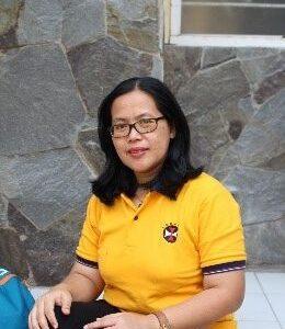 Maria Magdalena Mimin Mintarsih, S.Pd.SD. Wali Kelas 6 Titan
